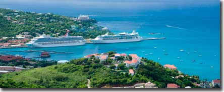 Virgin Islands Cruises