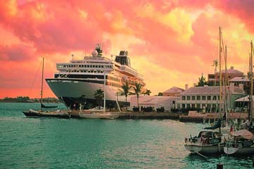 Virgin Islands Cruise Ship